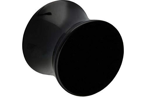 PIERCINGLINE Acryl Double Flared Plug | Piercing Ohr Plug | Größenauswahl