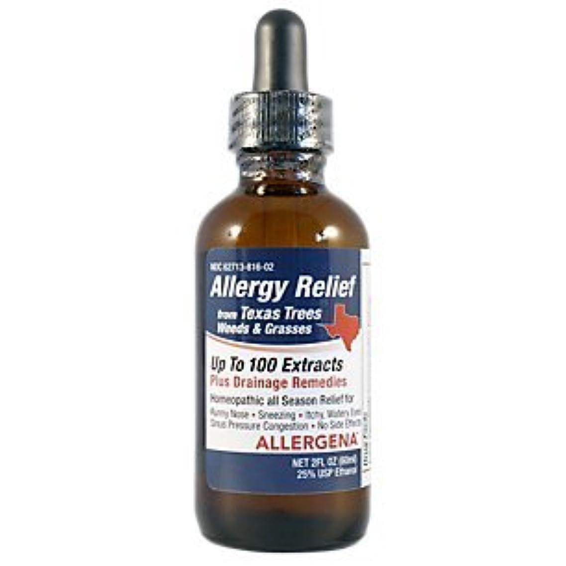 Allergena - Texas Trees Liquid - 2 Ounce