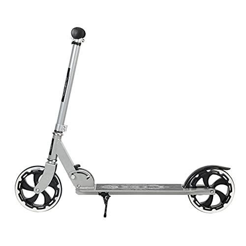 Hou Hexin Trade Scooter Scooter Scooter - Scooter de la Ciudad, Scooter de la Ciudad Plegable, Altura Ajustable, Scooter de Pedal para Adultos y niños