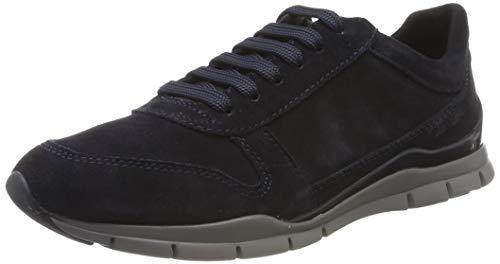 Geox D Sukie C, Zapatillas Mujer, Azul (Navy C4002), 39 EU