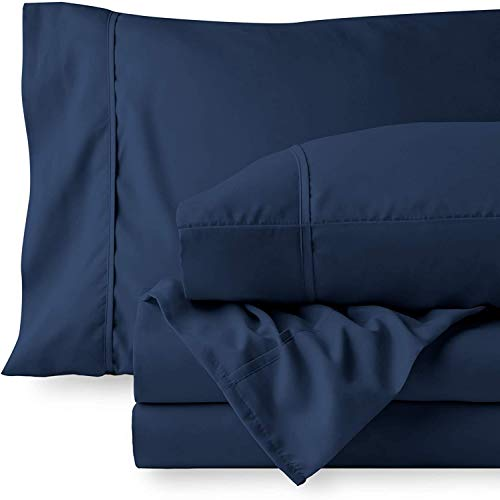 800 Thread Count Egyptian Cotton Sheet Set for Twin Size Bed - Egyptian Cotton Sheets Twin Size Deep Pocket Egyptian Cotton Bed Sheets Egyptian Cotton Bedsheet Set Twin Size