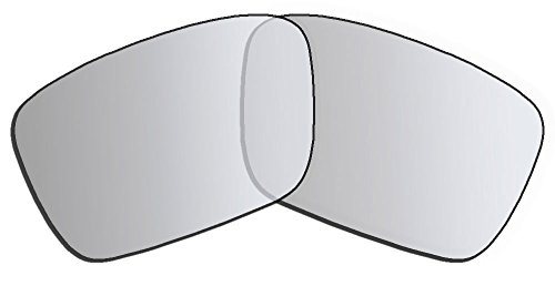 Oakley RL-Fuel-Cell-5 Lentes de reemplazo para gafas de sol, Multicolor, 55 Unisex Adulto