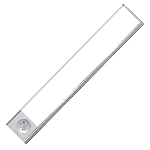 【2021最新セット】 AivaToba LEDセンサーライト 室内 人感センサーライト Type-C充電式 39LED 高感度 均一発光 大容量1500mAh 超薄型0.88cm 明るい270ルーメン クローゼット/階段/足元/キッチンライト PSE認証