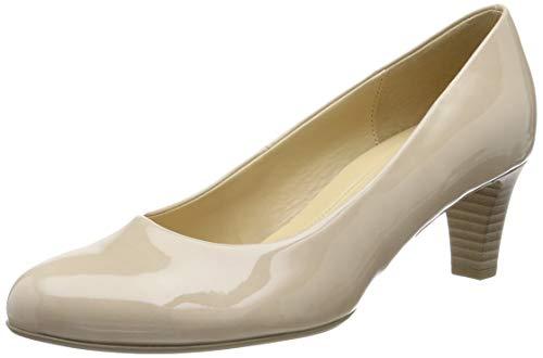 Gabor Shoes Damen Basic Pumps, Beige (Sand 72), 40 EU