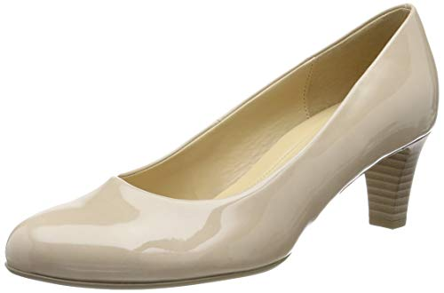 Gabor Shoes Damen Basic Pumps, Beige (Sand 72), 37.5 EU