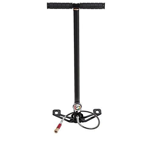 Handpumpe, Hochdruck 4500 psi 3-stufige Pumpe, Wolframstahlkörper für PCP Luftpistole, Bootsreifen Ball