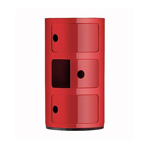 Kartell 496710 Container Componibili rot
