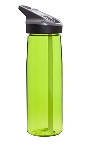Laken Botella de Tritan™ 0,75L Verde Jannu (boca ancha)