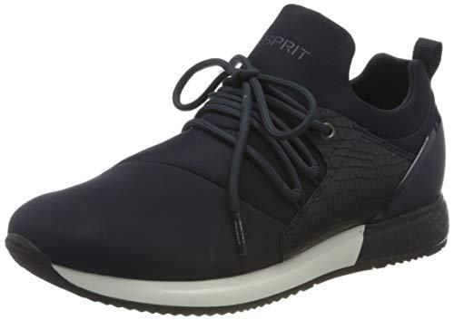 Esprit Damen 080EK1W321 Sneaker, 401/NAVY 2, 37 M EU