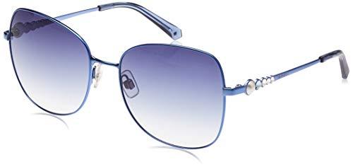 Swarovski SK-0181-84Z Gafas de sol, AZUL, 59 para Mujer