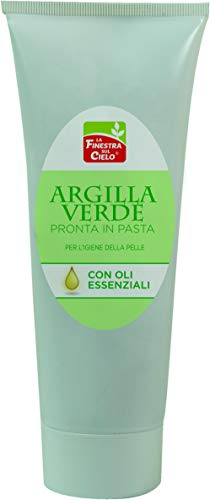La Finestra Sul Cielo Argilla Verde in Pasta - 200 ml