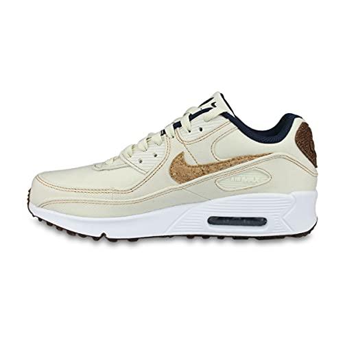 Nike Air Max 90 Se Junior Coconut Dc7774-100, beige, 38 EU