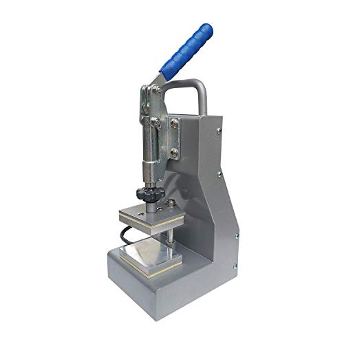 Dulytek DM800 Manual Heat Press Machine - 2.5' x 3' Dual Heat Plates - Precise Two-Channel Control Panel - Portable, Sturdy, Efficient - [Bonus Accessories]