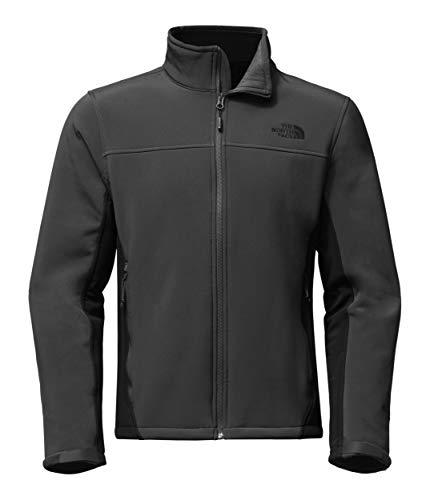The North Face Men's Apex Chromium Thermal Jacket, Asphalt Grey/TNF Black, Medium
