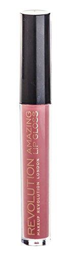 Makeup Revolution Amazing Lipgloss Natural Pink