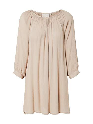 KAFFE Damen Bluse Amber Ecru 40 (L)