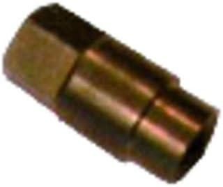 Giacomini - Grifería gas de radiador - Llave con vaciado de instalación - : R400TY500