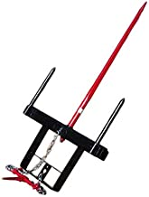 Bucket Hay Bale Spear Universal Attachment with HD 49