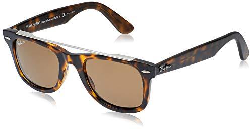 Ray-Ban 0RB4540 Gafas de sol, Havana, 50 Unisex