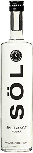Spirit of Sylt SÖL Premium Vodka, 1er Pack (1 x 0.7 l)