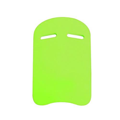 LAMF Schwimmbrett Kickboard Schwimmbrett Trainingshilfe Kickboard Schwimmen Sicherheit Lernwerkzeug für Kinder Erwachsene, Ethylenvinylacetat, grün, 43*29*3.4cm(17''*11''*1.3'')