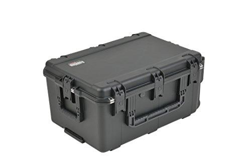 SKB 3I-2617-12BE Mil-Std Waterproof Case with Wheels Empty, Multi