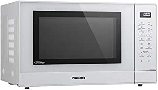 Panasonic Four Micro-Ondes solo NN-ST45KWEPG 32 Litres, Technologie Inverter, Puissance Micro-Ondes 1000 W, Plateau tourna...