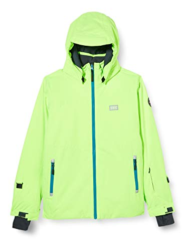 Lego Wear Jungen LWJOSHUA-Lego Tec Skijacke Ski Action Jacke, 833 Light Green, 140