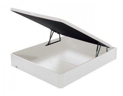 Flex - Canapé Abatible Madera 19-150X200, Color Blanco