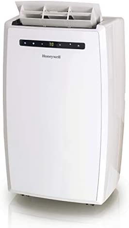 Honeywell 12 000 BTU Portable Heat Cool Air Conditioner Room up to 550 Sq Ft White product image