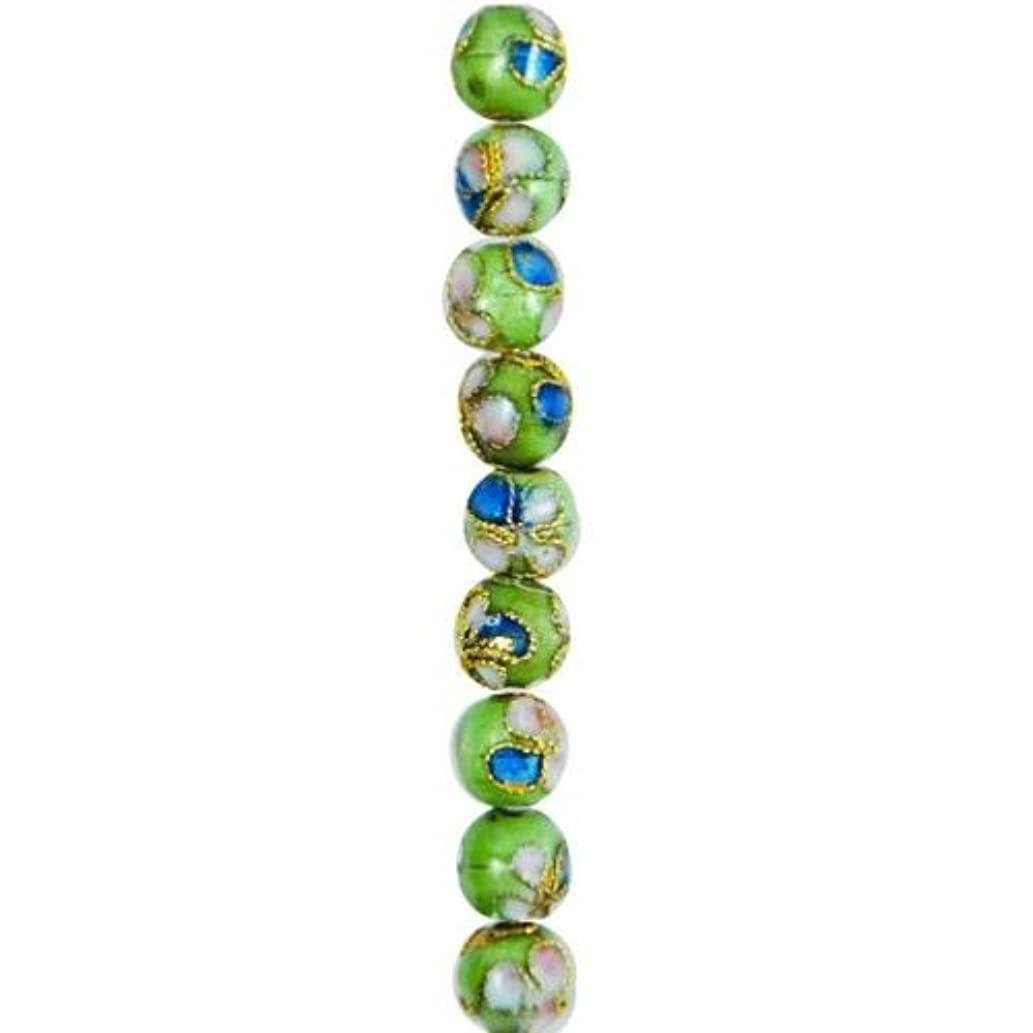 Expo BD51614 Cloisonne Beads, 30-Pack