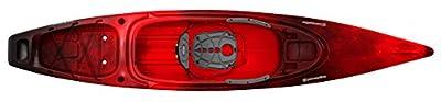 9330695145 Perception Kayak Sound Red Tiger Camo Kayak by Confluence Kayaks