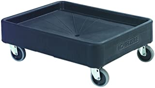 Carlisle Cateraide PC300 Pan Carrier Dolly, Black