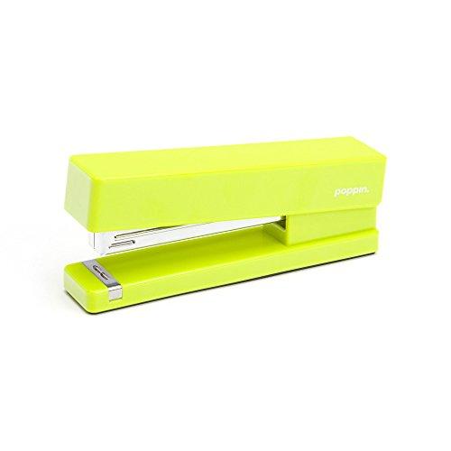 Poppin Stapler (Lime Green)