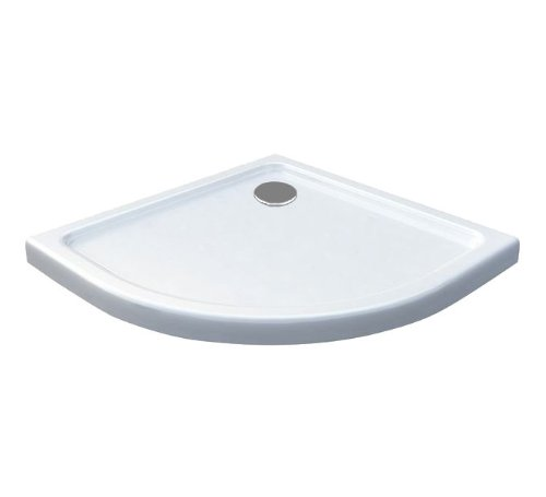 Duschtasse 90 x 90 cm (Viertelkreis)