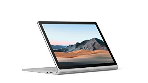 Microsoft Surface Book 3, 13,5 Zoll 2-in-1 Laptop (Intel Core i5, 8GB RAM, 256GB SSD, Win 10 Home)