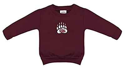 Creative Knitwear University of Montana Baby and Toddler Sweat Shirt