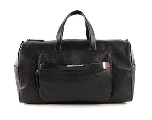Tommy Hilfiger TH DOWNTOWN DUFFLEHombreMonederosNegro (Black) 25.5x28x51 centimeters (B x H x T)