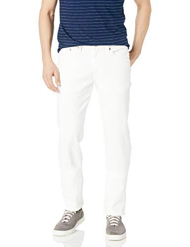 Levi's Herren 514 Straight Fit Jeans, Castilleja Weiß-Stretch, 28 W/30 L