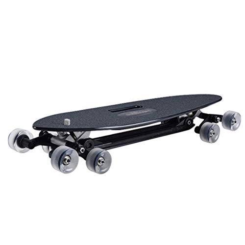 Amazing Deal Standard Skateboards Skateboard Eight-Wheel Flash Skateboard Off-Road Bowl Professional...