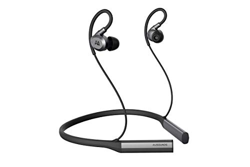 Ausounds AU-Flex ANC Wireless Bluetooth Neckband Planar Earphones