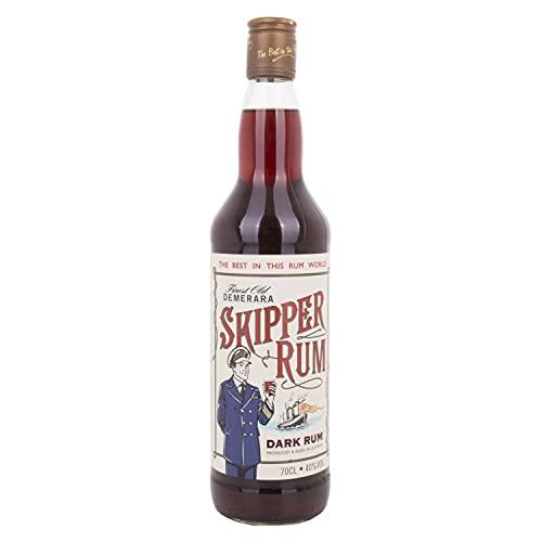 Skipper Finest Old Demerara Dark Rum - 700 ml