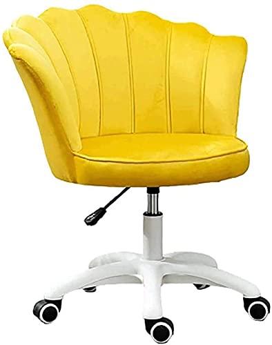 PIVFEDQX Einfacher und moderner Bürostuhl Rückenlehne Drehbarer Schreibtischstuhl für das Home Office...