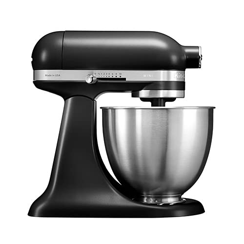 Kitchenaid Artisan 3.3L Stand Mixer Matte Black 5KSM3311XBBM