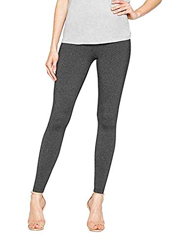 Matty M Women's Leggings Made in USA Charcoal...