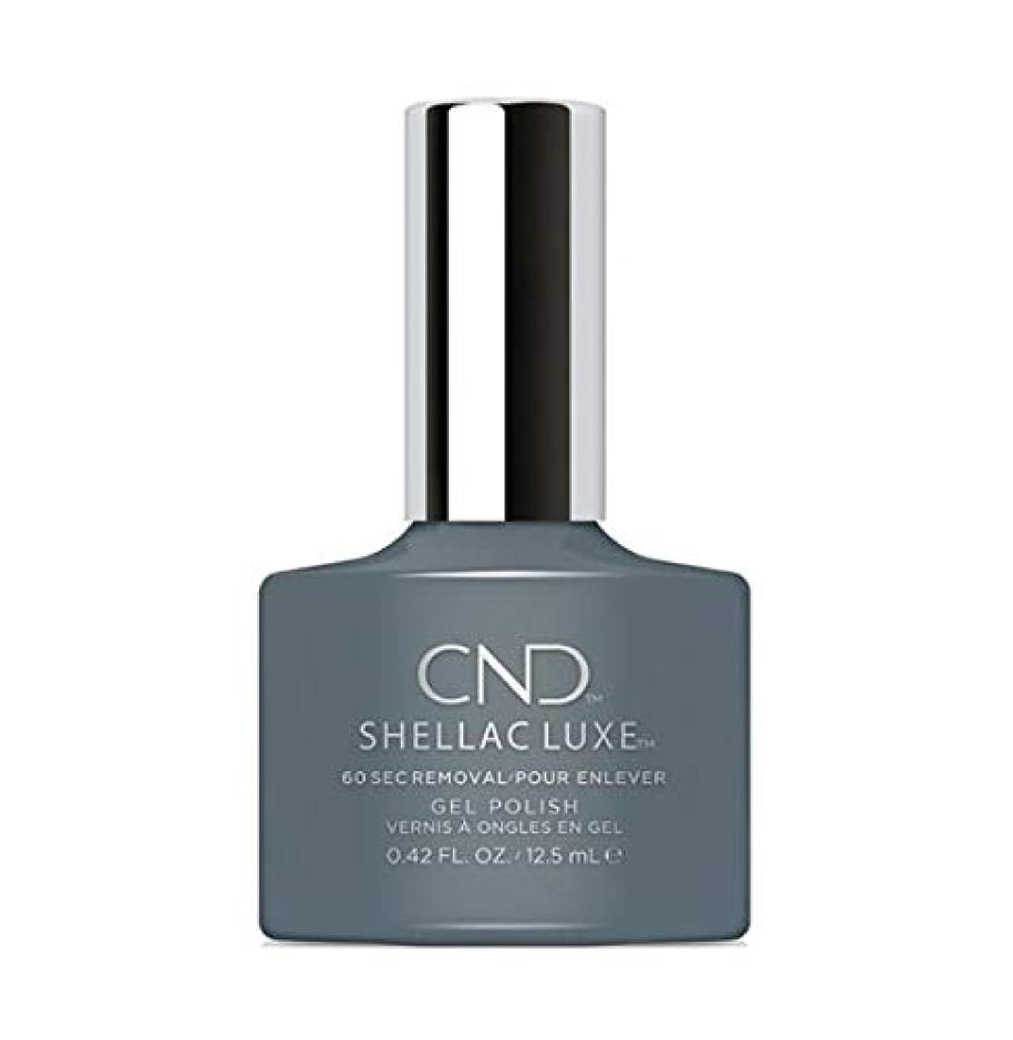 潜むフォーラム懐疑論CND Shellac Luxe - Whisper - 12.5 ml / 0.42 oz