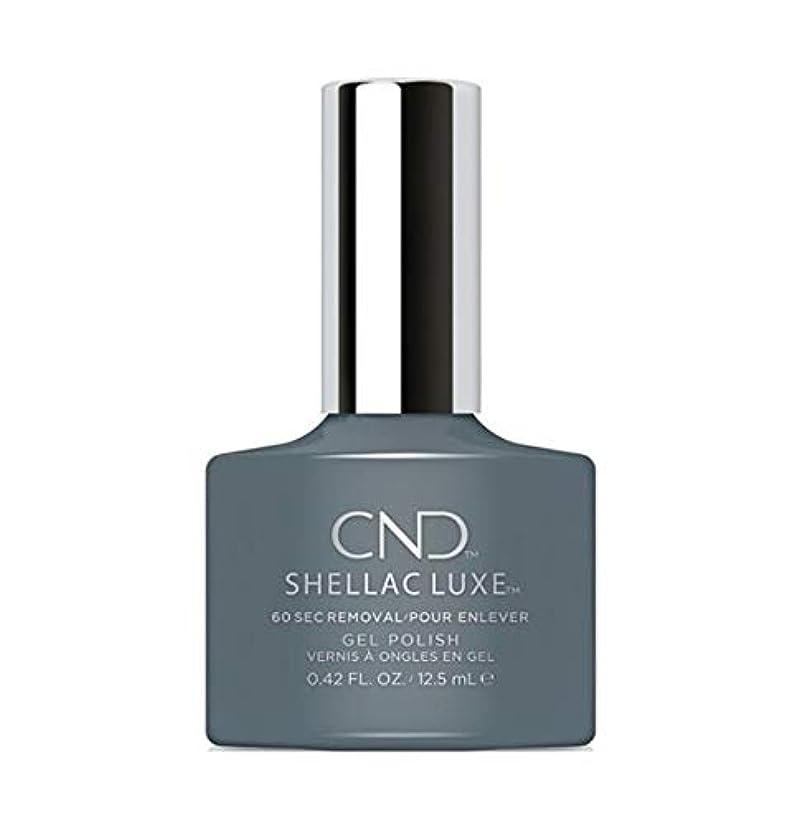 メタンソートスチュアート島CND Shellac Luxe - Whisper - 12.5 ml / 0.42 oz
