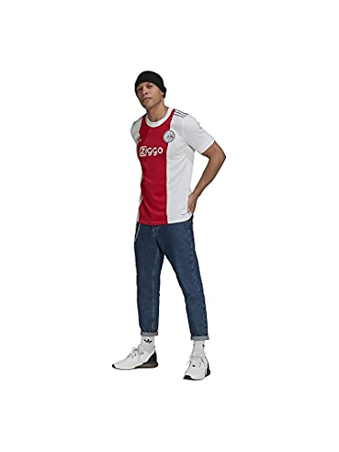 Adidas - AJAX AMSTERDAM Saison 2021/22, Maillot, Home, Équipement de jeu, Homme