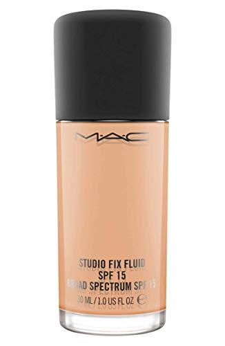 M.A.C. Studio Fix Fluid Foundation SPF 15 NW30,1 Fl Oz (paquete de 1)