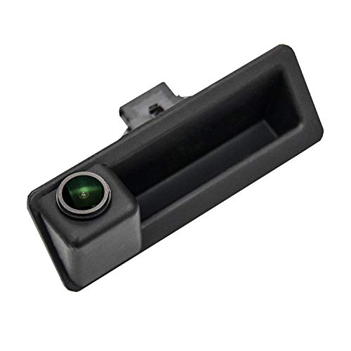 Verbesserte Rückfahrkamera, 1280 x 720p, integrierte Rückfahrkamera für BMW E60 E61 E70 E71 E72 E82 E88 E84 E90 E91 E92 E93 X1 X5